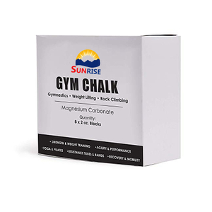 2oz Climbing Weightlifting Gym Chalk Block High Quality