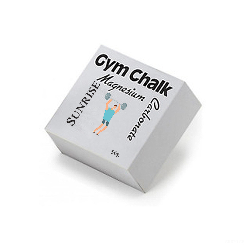 Weightlifting Gymnastic Gym Chalk Block / Fitness Gym Magnesium Power Gym Chalk