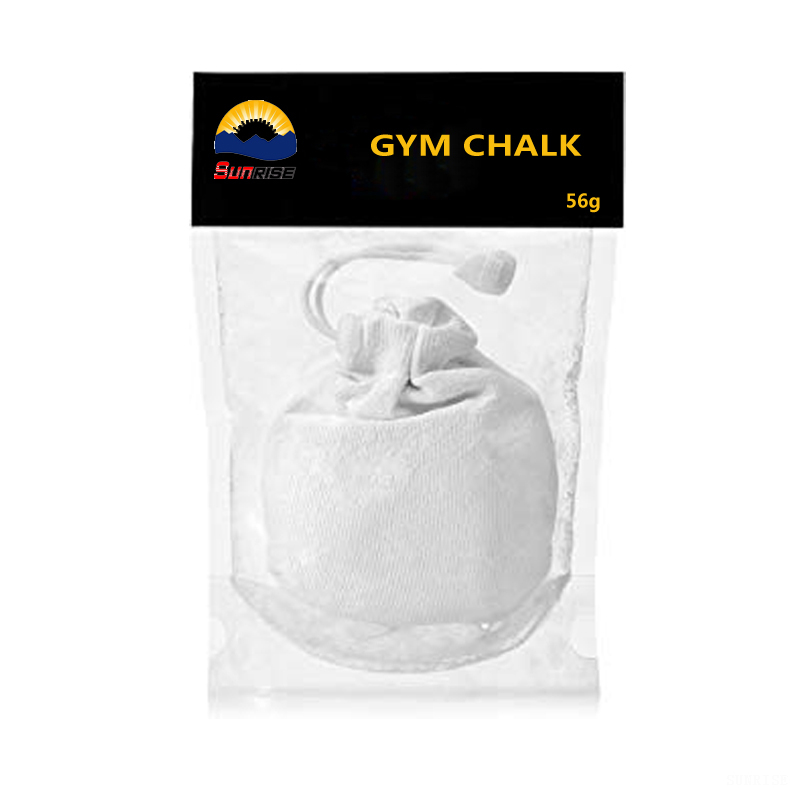 Refillable Gym Chalk Ball SUNRISE Magnesium Carbonate Climbing Chalk Ball